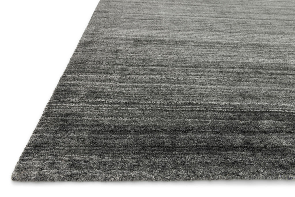 Loloi Barkley BK-01 Charcoal Rug (floor view)