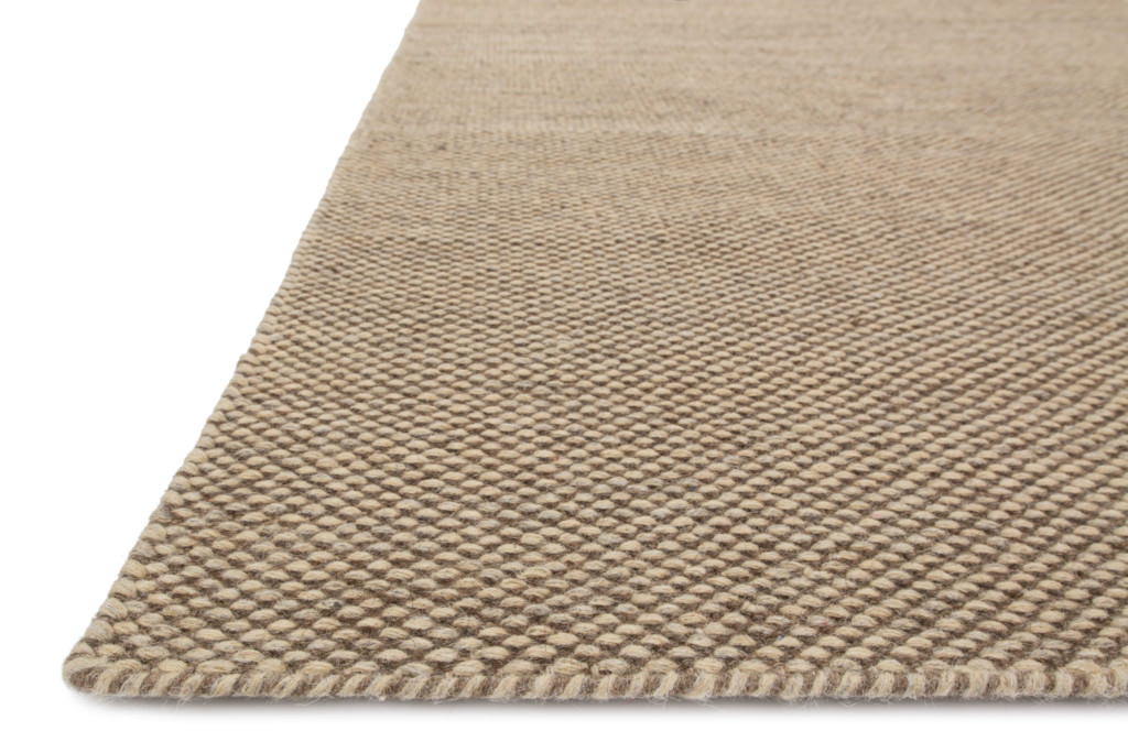 Loloi Oakwood OK-03 Natural Rug (floor view)