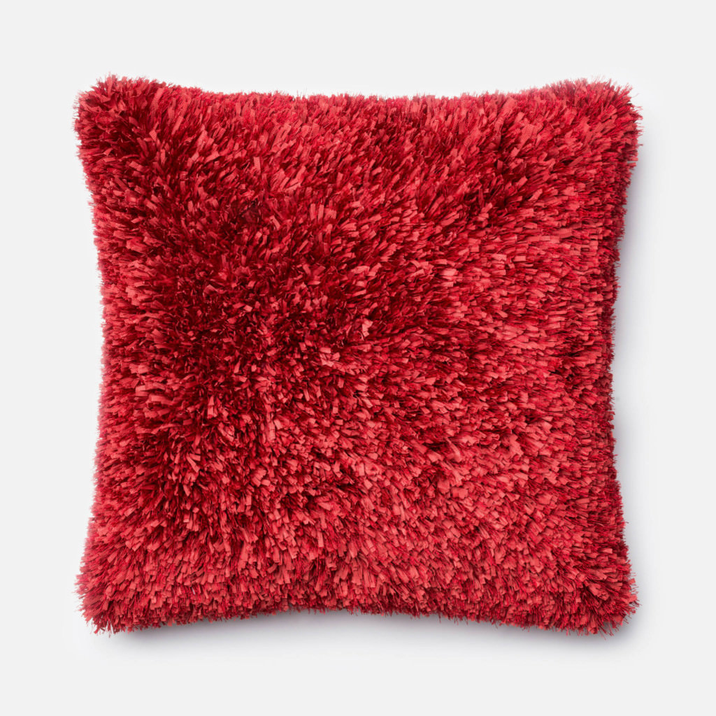 Loloi POLY SET P0045 Red Rug