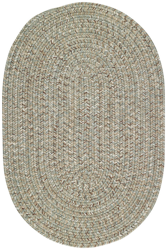 Capel Sea Glass 450 Spa Braided Rug