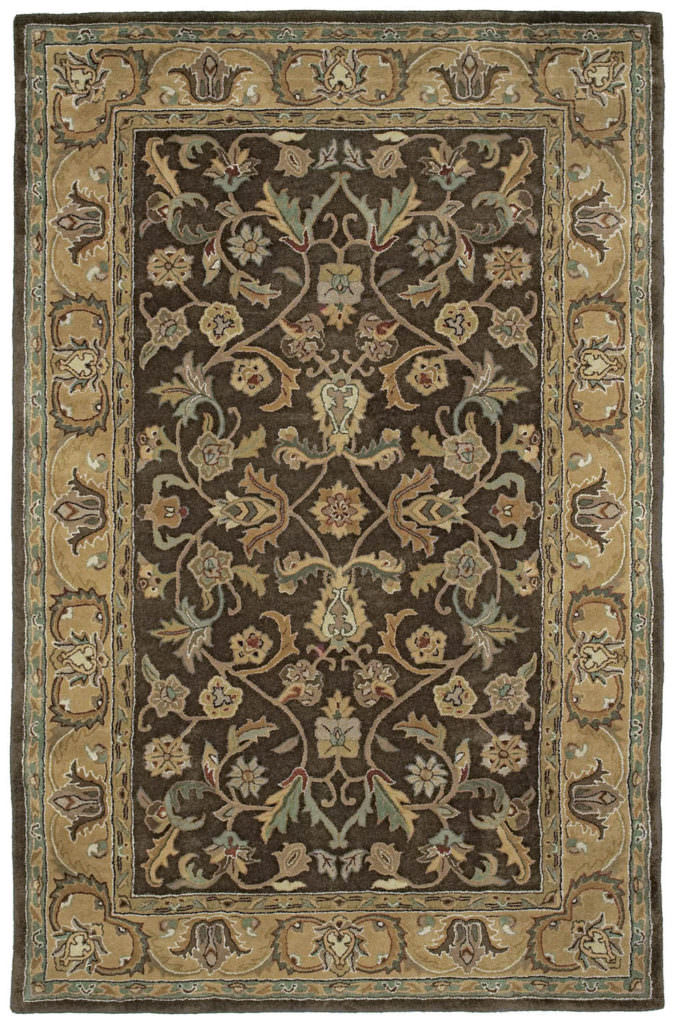 Kaleen Mystic William-01 Chocolate Rug