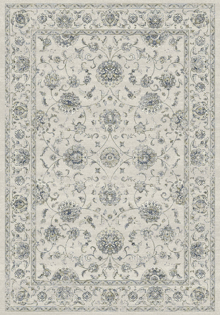 "Dynamic Ancient Garden 9'-2"" x 12'-10"" 57126-6666 Cream Rug"