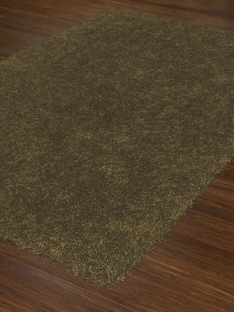 Dalyn Belize BZ100 Gold Rug Floor View