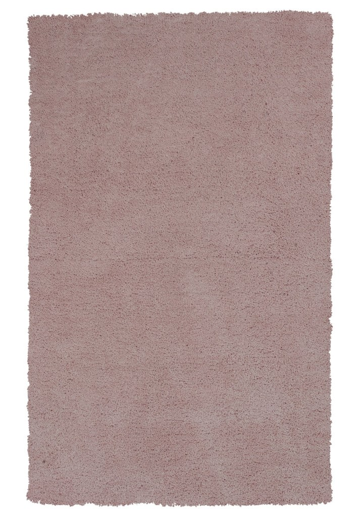 "KAS Bliss 1575 Rose Pink Shag 27"" X 45"" Rug"