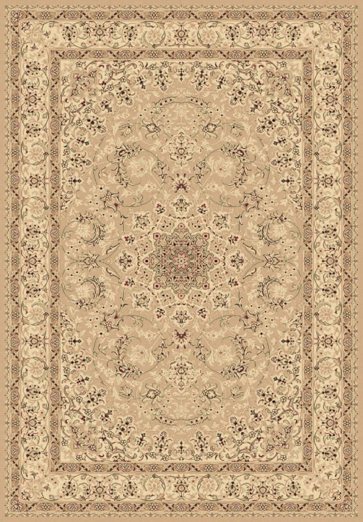 "Dynamic Legacy 9'-2"" x 12'-10"" 58000-700 Yellow Rug"