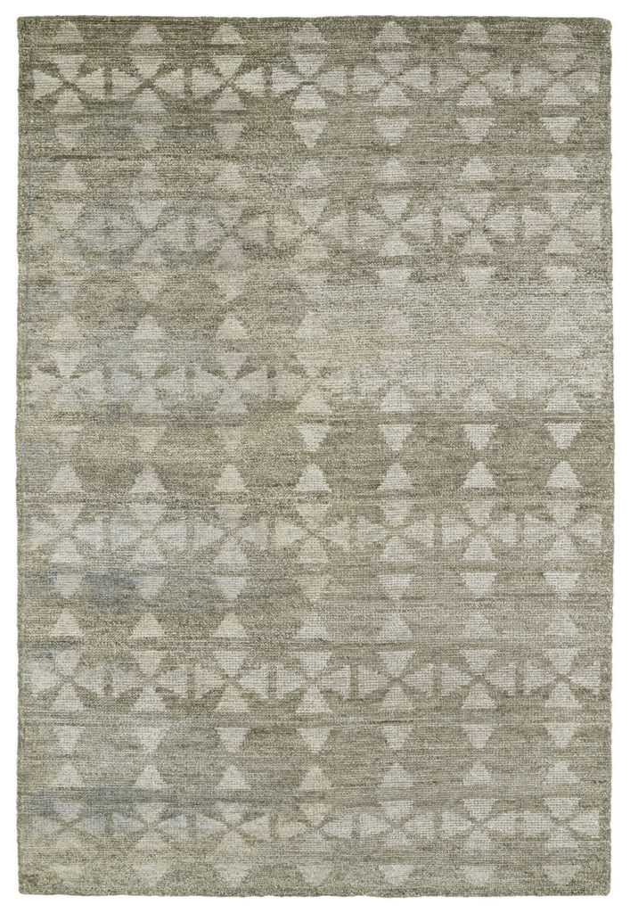 Kaleen Solitaire SOL02-84 Oatmeal Rug
