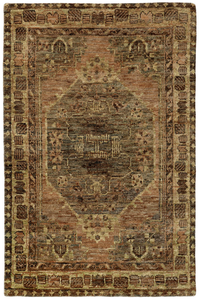 Tommy Bahama Ansley ANS 50911 Grey / Brown Rug