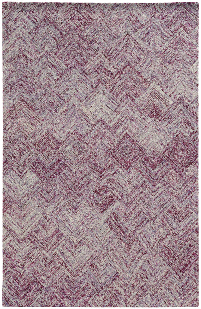 CLR 42112 Purple Rug
